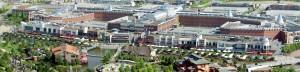 Neue Mitte Oberhausen - Einkaufszentrum CentrO