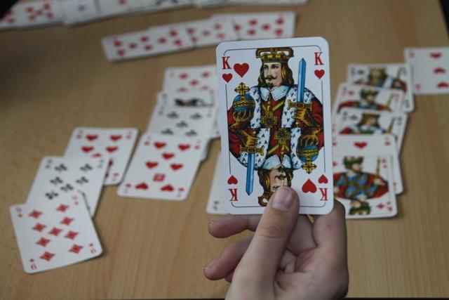 Intelligente Kartenspiele