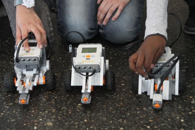 Lego Roboter AG